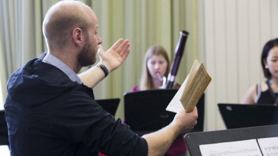 Masterclasses and Workshops at the School of Music