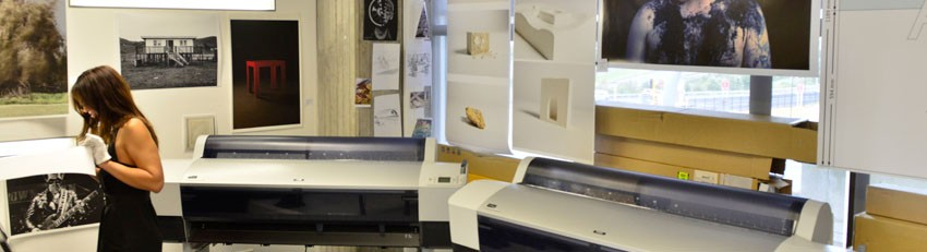 Creative Arts and Industries Print Centre
