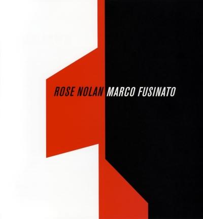 Rose Nolan and Marco Fusinato