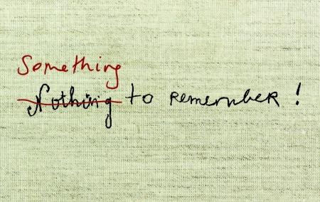 Something_to_Remember