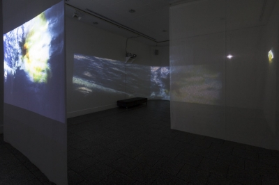 Vincent Ward: Inhale, Cinematic Installations