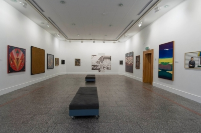 Art-Speak: Works from The University of Auckland Art Collection