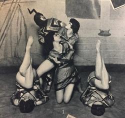 Dancing Sculpture