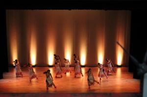 Performance Mai Nga Hau E Wha in Suzhou