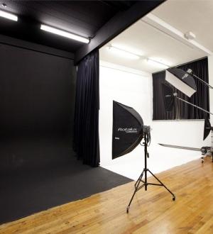 Photography studio.